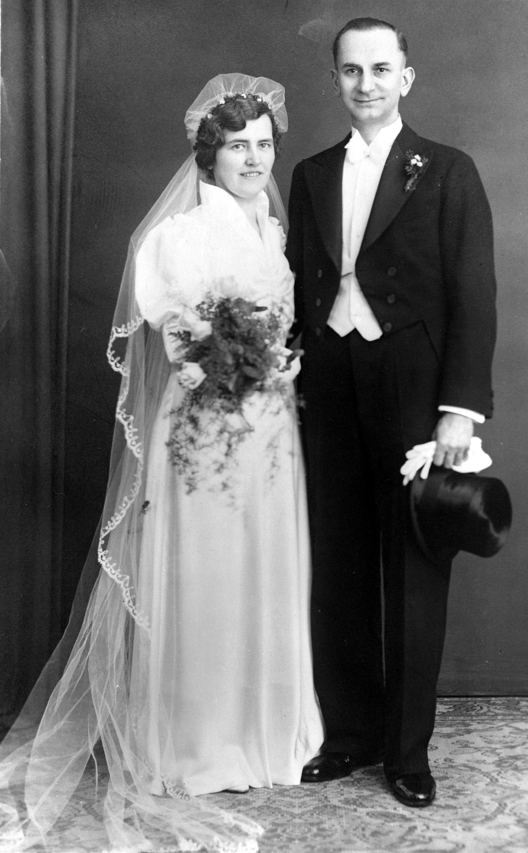 Elise und Otto Hampel, 1937 Bildquelle: Privatbesitz/Reproduktion Gedenkstätte Deutscher Widerstand