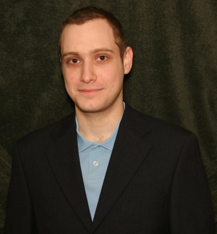 Bezirksverordneter Dimitri Golodni