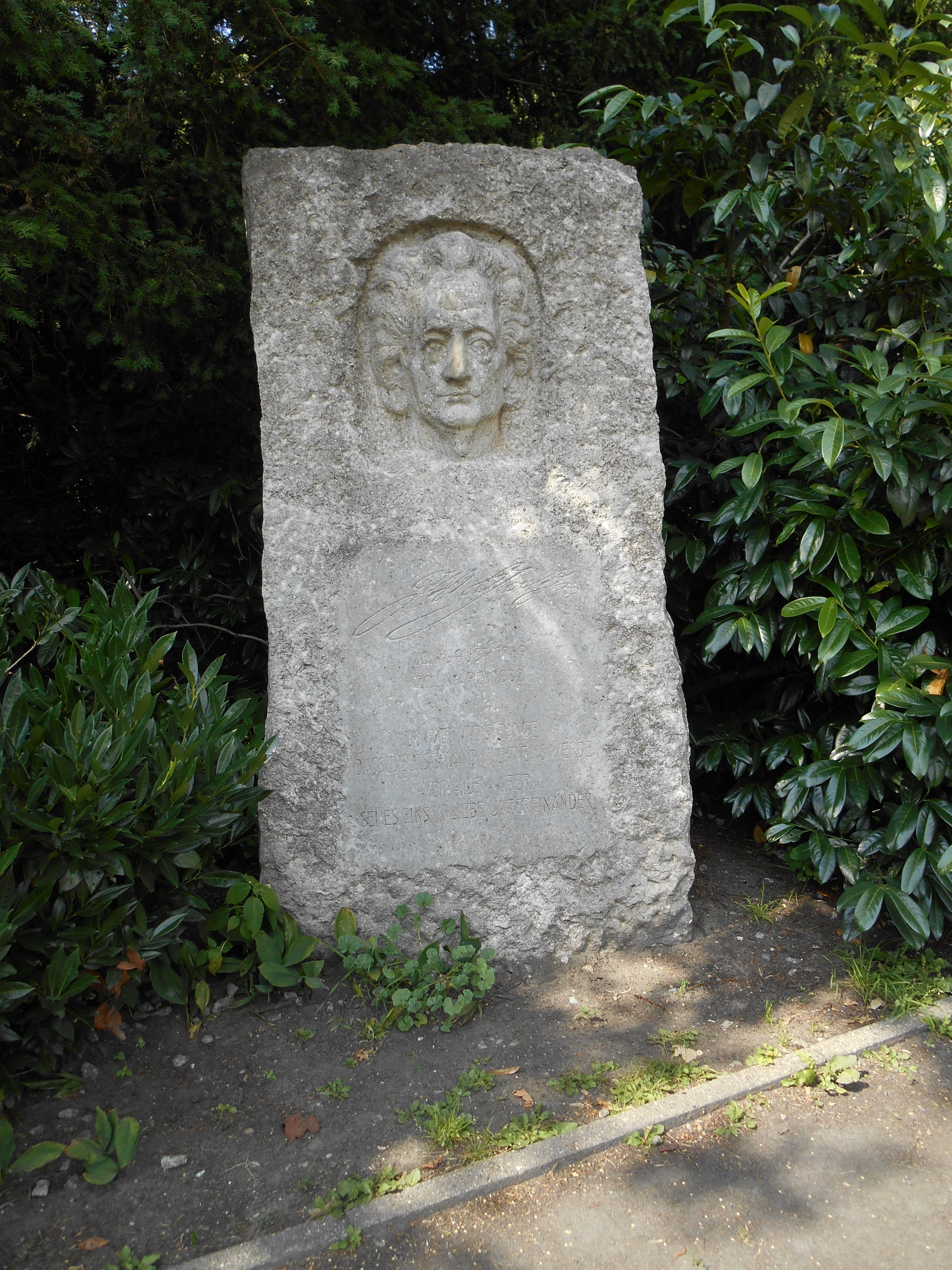 Dem Anspruch des Goetheparkes unangemessen: Illegale Kfz-Schleichwege. Bildquelle: ¹