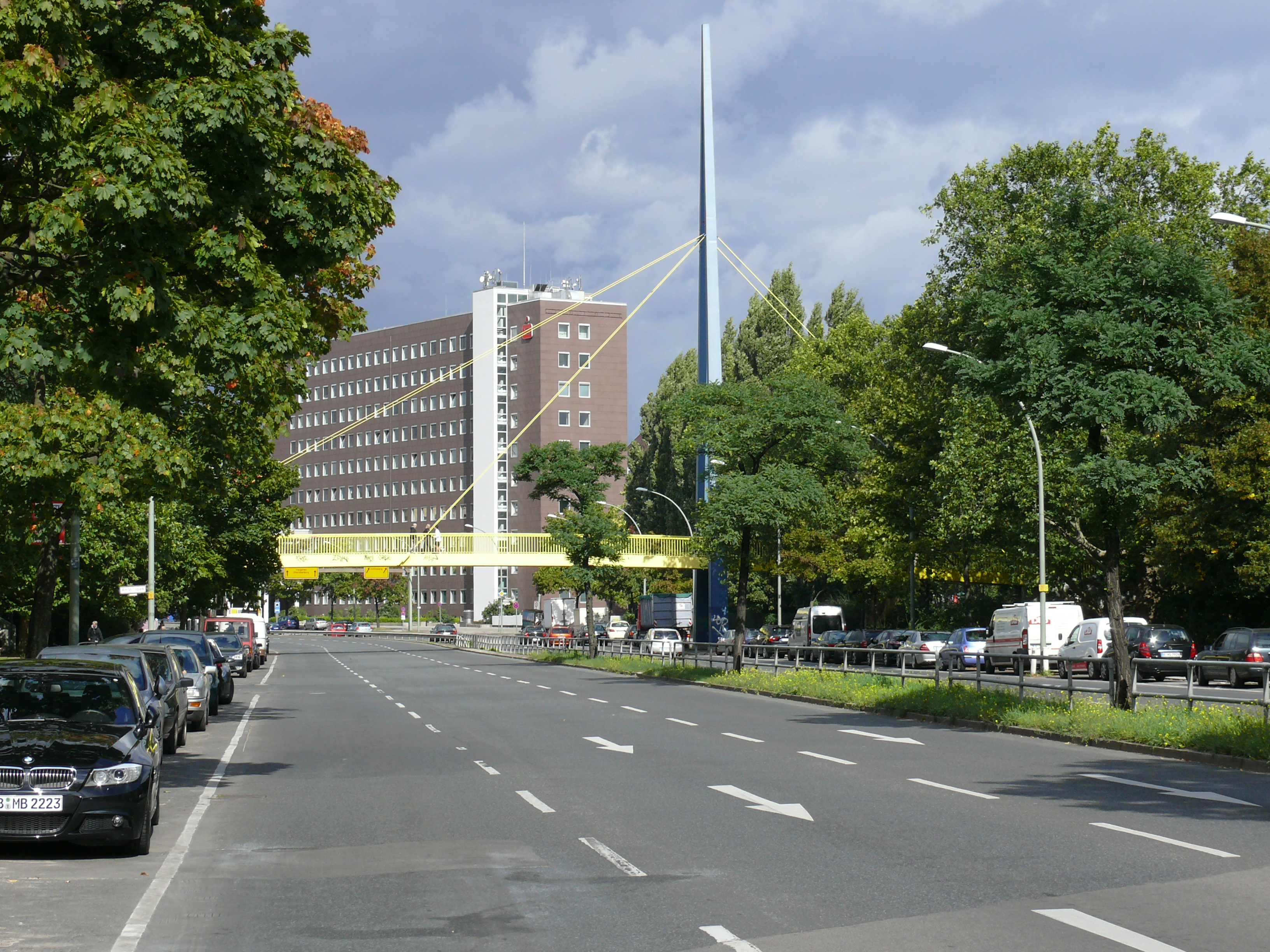 geplanter Standort: Bundesallee 171  Bildquelle: ¹
