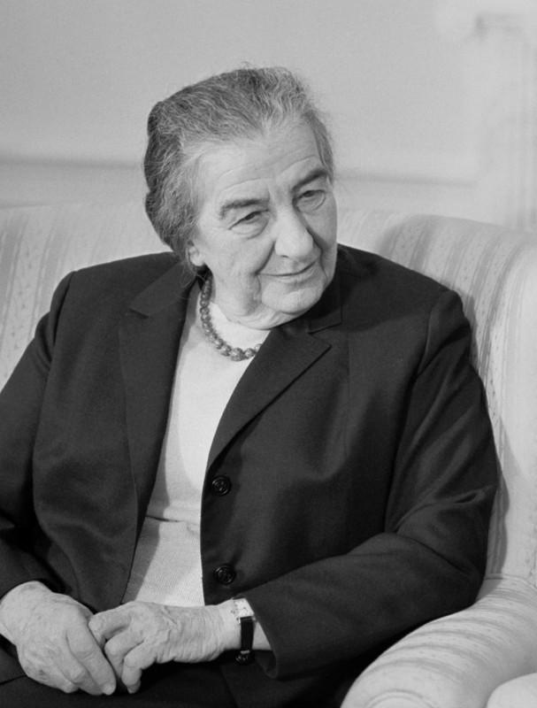 Golda Meir ¹